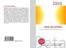 Обложка Alexis de Castillon