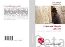 Couverture de Pshevorsk (Hasidic Dynasty)