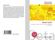 Bookcover of Alexis Loret