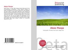 Bookcover of Alexis Thorpe