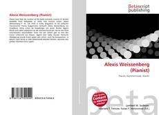 Buchcover von Alexis Weissenberg (Pianist)