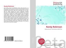 Bookcover of Randy Robinson
