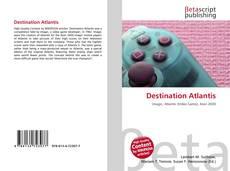 Bookcover of Destination Atlantis