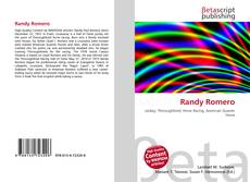 Bookcover of Randy Romero