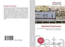 Portada del libro de Bahnhof Priestewitz