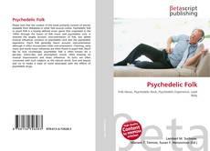 Capa do livro de Psychedelic Folk