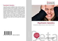 Borítókép a  Psychiatric Genetics - hoz