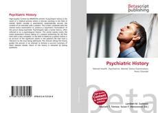 Borítókép a  Psychiatric History - hoz