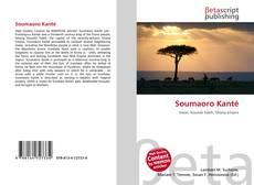 Copertina di Soumaoro Kanté
