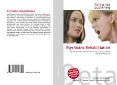 Borítókép a  Psychiatric Rehabilitation - hoz