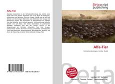 Bookcover of Alfa-Tier