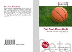 Bookcover of Paul Davis (Basketball)