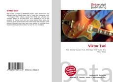 Bookcover of Viktor Tsoi
