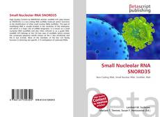 Couverture de Small Nucleolar RNA SNORD35