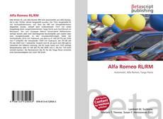 Couverture de Alfa Romeo RL/RM