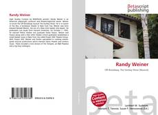 Couverture de Randy Weiner