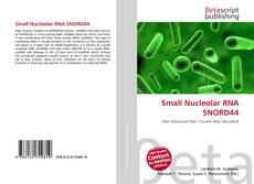 Borítókép a  Small Nucleolar RNA SNORD44 - hoz