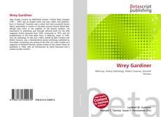 Wrey Gardiner的封面