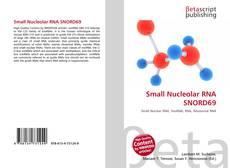 Buchcover von Small Nucleolar RNA SNORD69