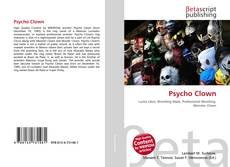 Обложка Psycho Clown
