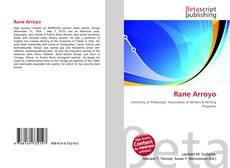 Bookcover of Rane Arroyo