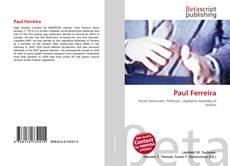 Buchcover von Paul Ferreira