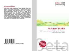 Bookcover of Waseem Shaikh