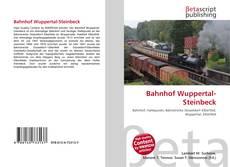 Capa do livro de Bahnhof Wuppertal-Steinbeck