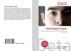 Bookcover of Psychological Types