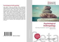 Portada del libro de Psychological Anthropology