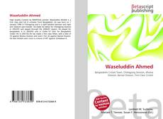 Couverture de Waseluddin Ahmed