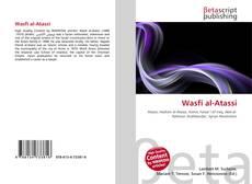 Couverture de Wasfi al-Atassi