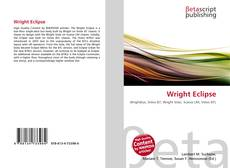 Bookcover of Wright Eclipse