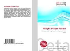 Copertina di Wright Eclipse Fusion