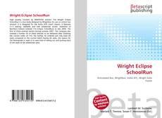 Copertina di Wright Eclipse SchoolRun