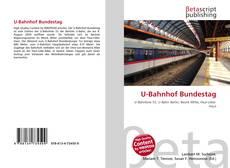 Buchcover von U-Bahnhof Bundestag