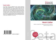 Bookcover of Wash Collier