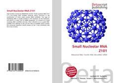 Couverture de Small Nucleolar RNA Z101
