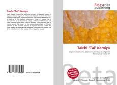 """Taichi """"Tai"""" Kamiya的封面"""