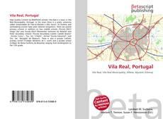 Bookcover of Vila Real, Portugal