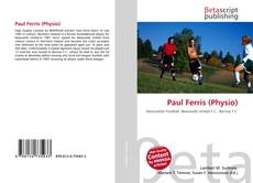 Bookcover of Paul Ferris (Physio)