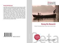 Bookcover of Rang De Basanti