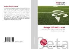 Bookcover of Ranga Ediriwickrama