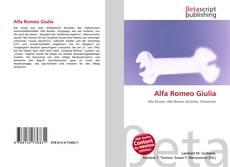 Bookcover of Alfa Romeo Giulia
