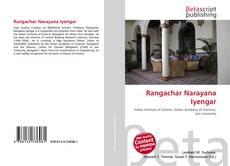 Rangachar Narayana Iyengar的封面