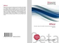Buchcover von Alfacar