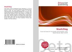 Bookcover of Wash/Slog