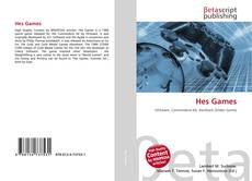Bookcover of Hes Games