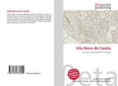 Capa do livro de Vila Nova de Cacela