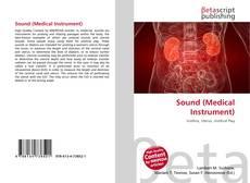 Bookcover of Sound (Medical Instrument)